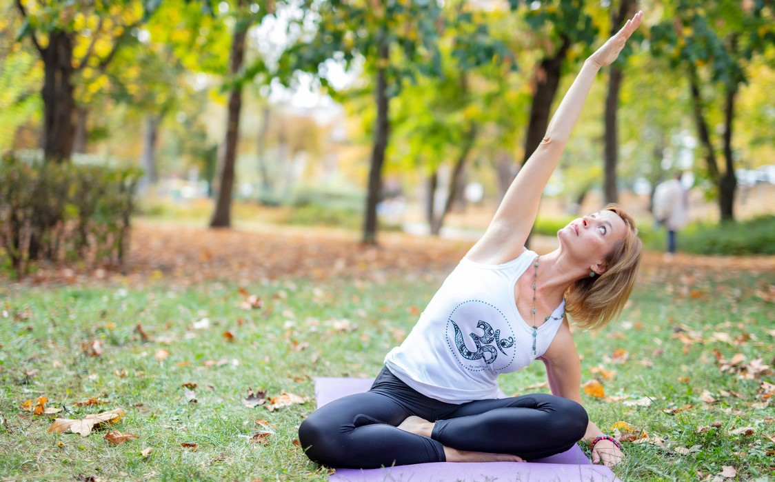 A jóga nem csupán gyakorlatsor.